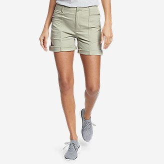 Thumbnail View 1 - Women's Guides' Day Off Utility Shorts