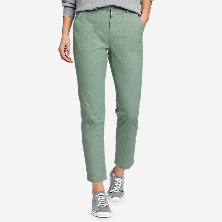 Women's Adventurer® Stretch Ripstop Ankle Pants large version