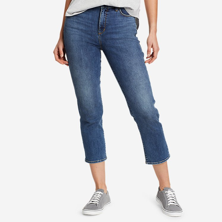 Women's Voyager Crop Jeans large version