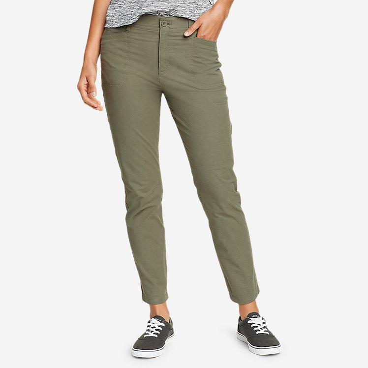 Women's Voyager High-Rise Chino Cargo Pants large version