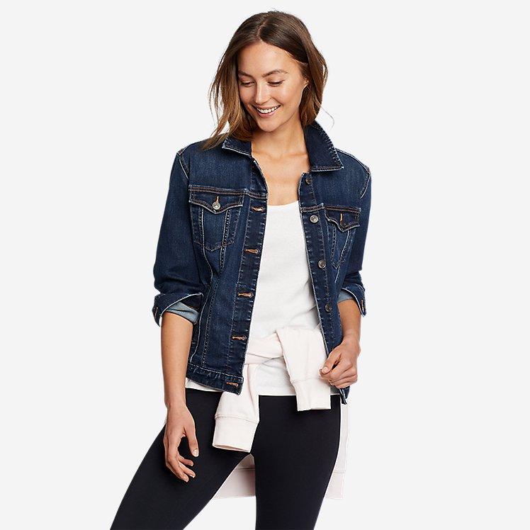 Women's Voyager Denim Jacket large version