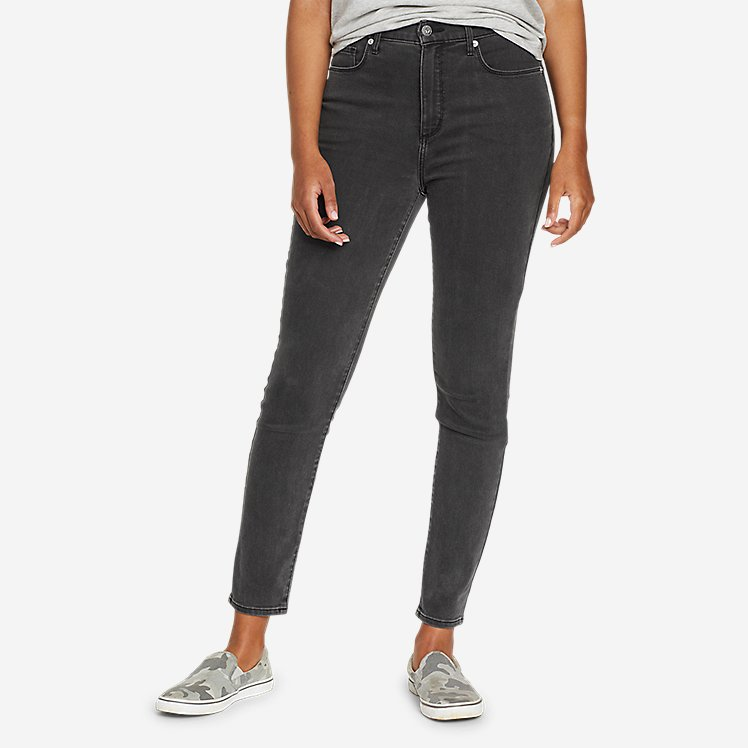 Women's Voyager High-Rise Skinny Jeans - Slightly Curvy large version