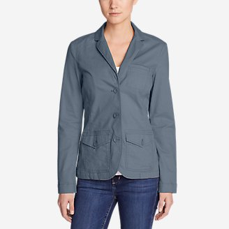 Thumbnail View 1 - Women's Stretch Legend Wash Blazer