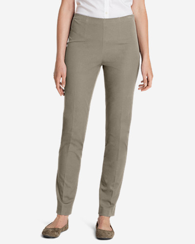 Eddie Bauer Women's Bremerton StayShape Stretch Twill Pants