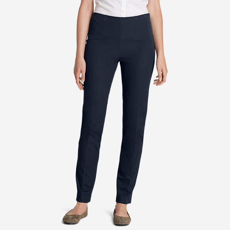 Women's Bremerton StayShape® Stretch Twill Pants large version