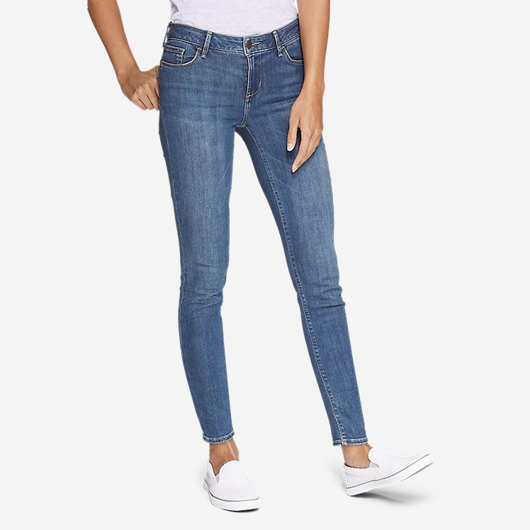 Women's Elysian Skinny Jeans - Slightly Curvy large version