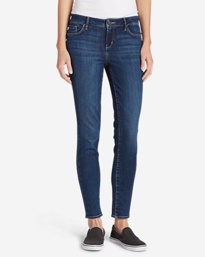Eddie Bauer Women's Elysian Skinny Jeans - Slightly Curvy