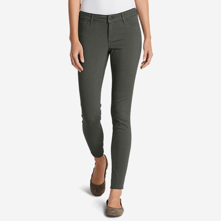 Women's Elysian Twill Skinny Jeans - Slightly Curvy large version