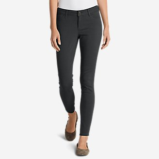 Thumbnail View 1 - Women's Elysian Twill Skinny Jeans - Slightly Curvy