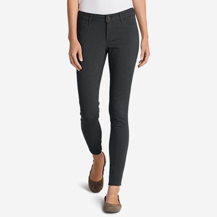 Women's Elysian Twill Skinny Jeans - Slightly Curvy large version