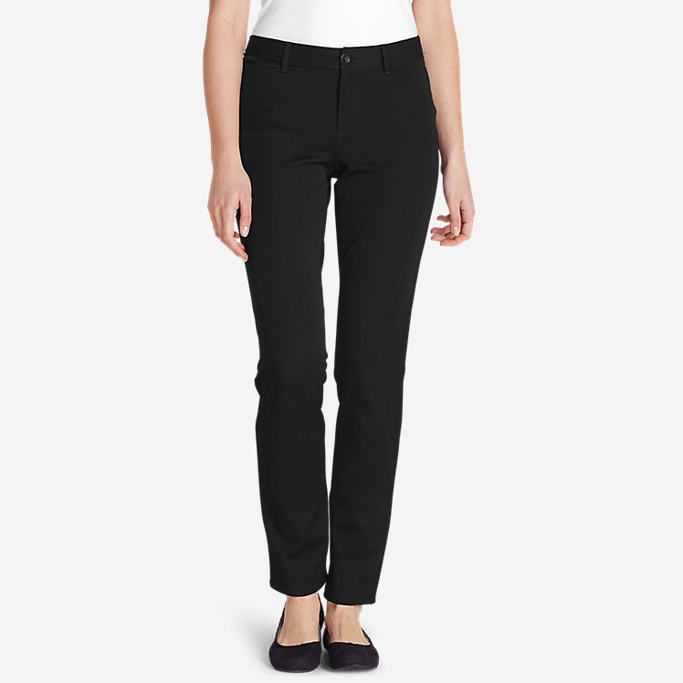 Women's Travel Pants - Curvy large version
