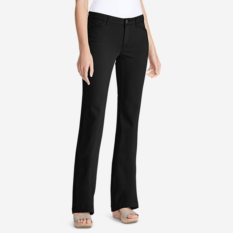 Women's Elysian Twill Trousers - Curvy large version