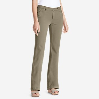 Thumbnail View 1 - Women's Elysian Twill Trousers - Curvy