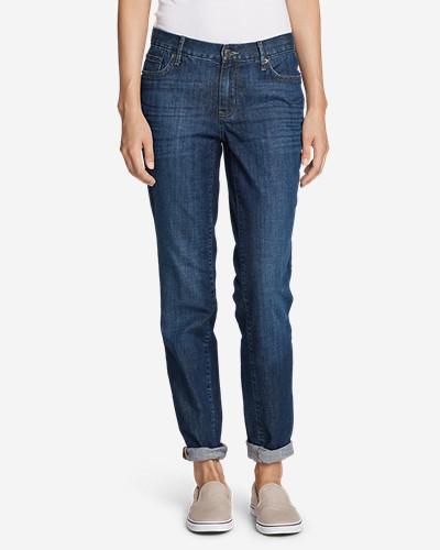 Eddie Bauer Women's Boyfriend Jeans
