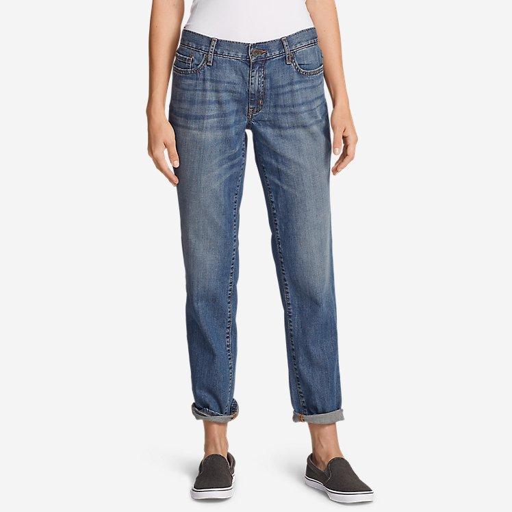 Women's Boyfriend Jeans large version