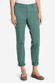 Women's Legend Wash Boyfriend Stretch Pants