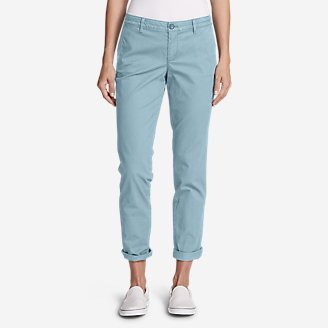 Thumbnail View 1 - Women's Stretch Legend Wash Pants - Boyfriend