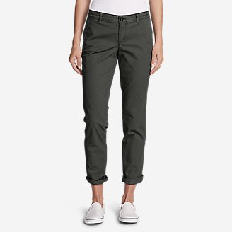 Stretch Legend Wash Pants   Boyfriend by Eddie Bauer