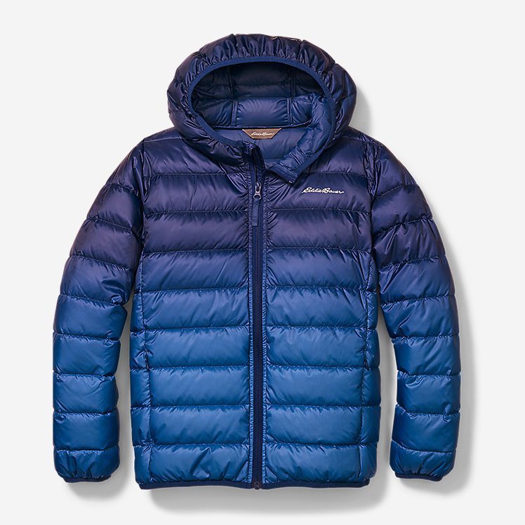 Kids' Cirruslite Down Hooded Jacket large version