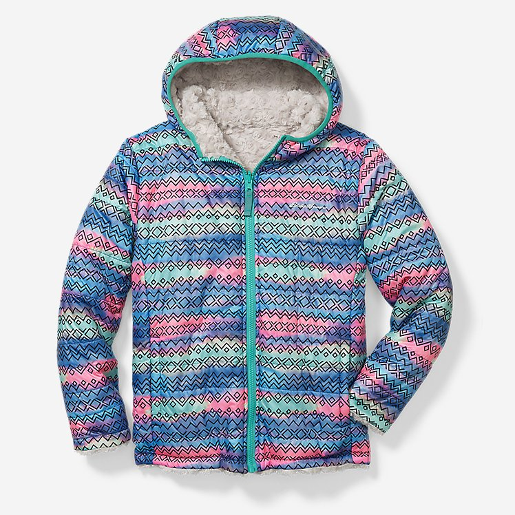 Girls' Rock Creek Reversible Jacket large version