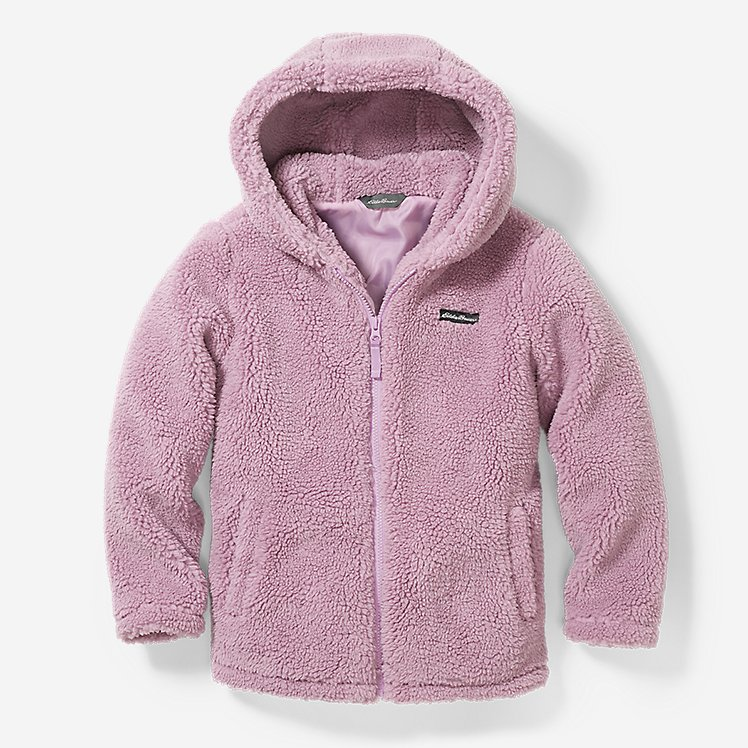 Girls' Quest Sherpa Fleece Jacket large version