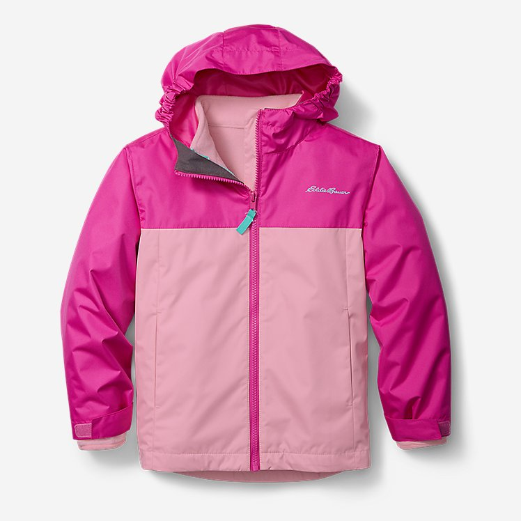 Kids' Lone Peak 3-in-1 Jacket large version