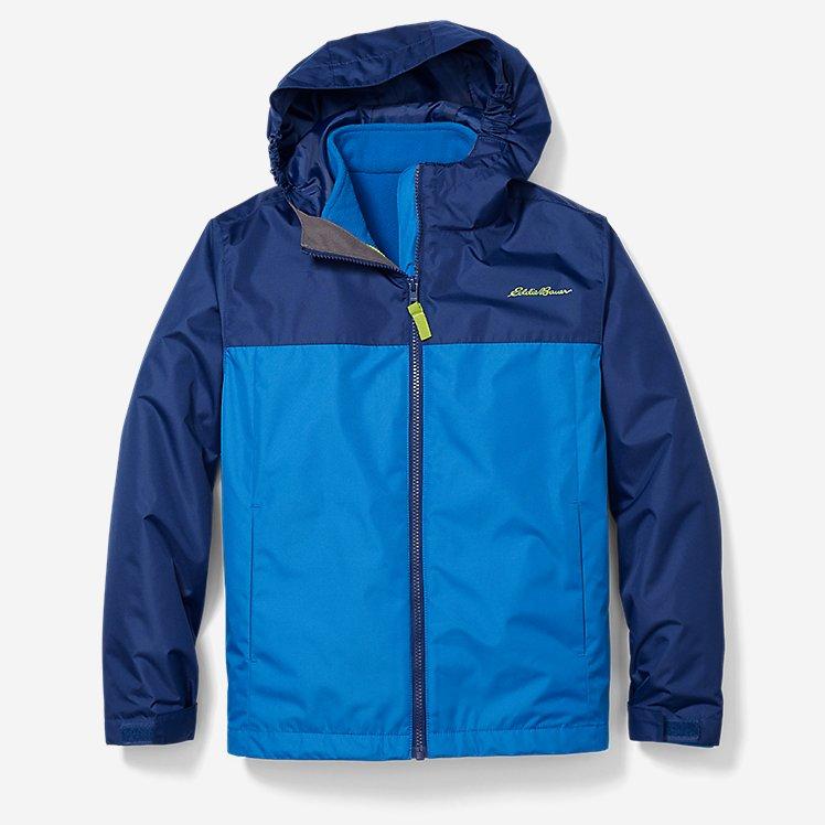 Kids' Lone Peak 3-in-1 Jacket large version