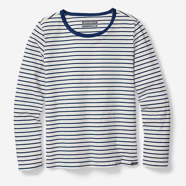 Girls' Favorite Long-Sleeve T-Shirt - Stripe large version