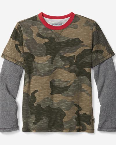 Boys' Basin Long-Thermal-Sleeve T-Shirt thumbnail
