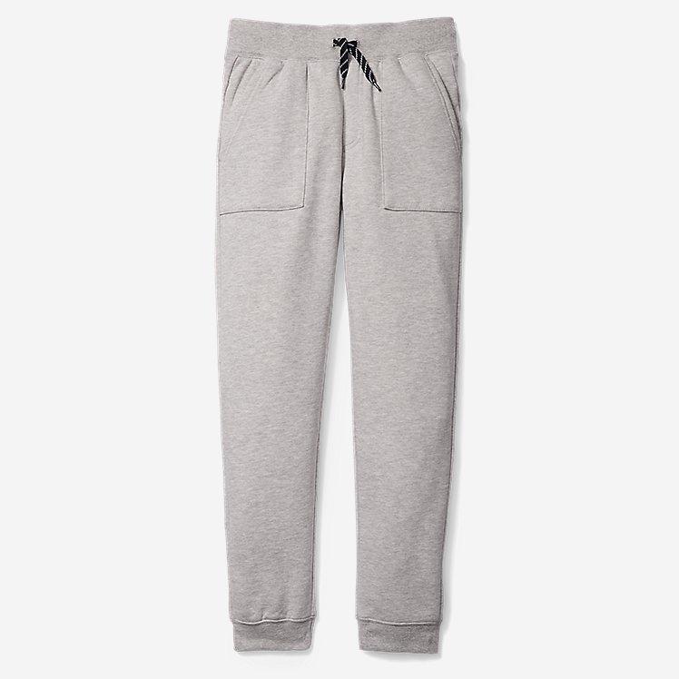 Boys' Camp Fleece Jogger Pants large version