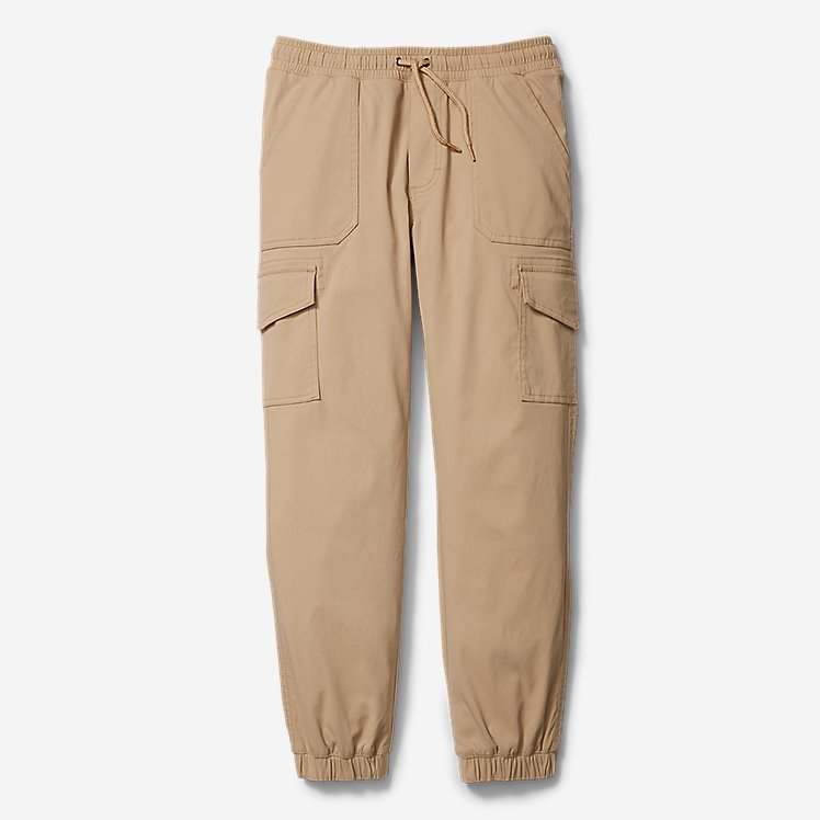 Boys' Adventurer® Cargo Jogger Pants large version