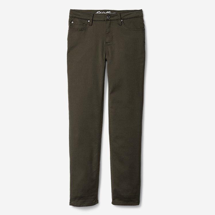 Boys' Five-Pocket Knit Flex Jeans large version