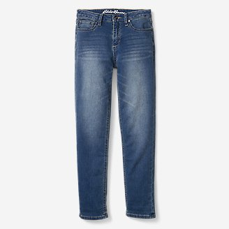 Thumbnail View 1 - Boys' Flex Jeans - Slim Straight