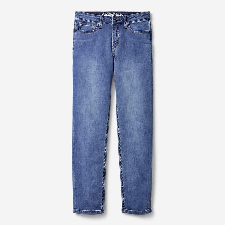 Boys' Knit Flex Jeans - Relaxed large version