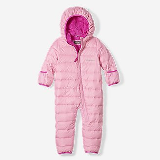 Toddler Girls' Classic Down Jacket - Colorblock