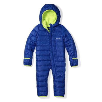 Infant Classic Down Snow Suit | Eddie Bauer