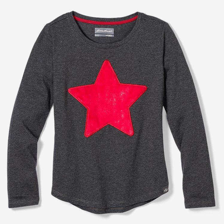 Girls' 3D Graphic T-Shirt large version