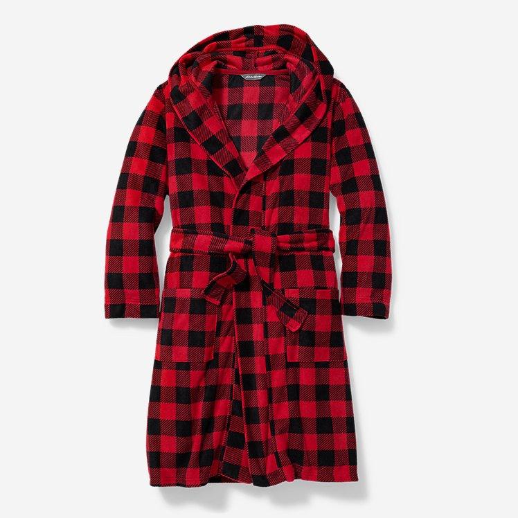 Boys' Quest Fleece Robe large version