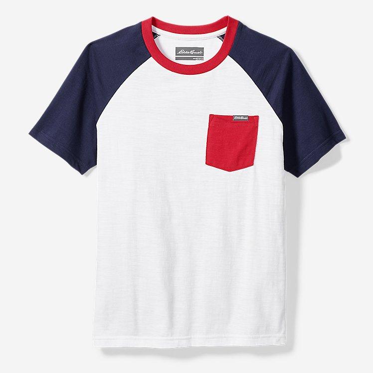 Boys' Territory Short-Sleeve Pocket T-Shirt large version
