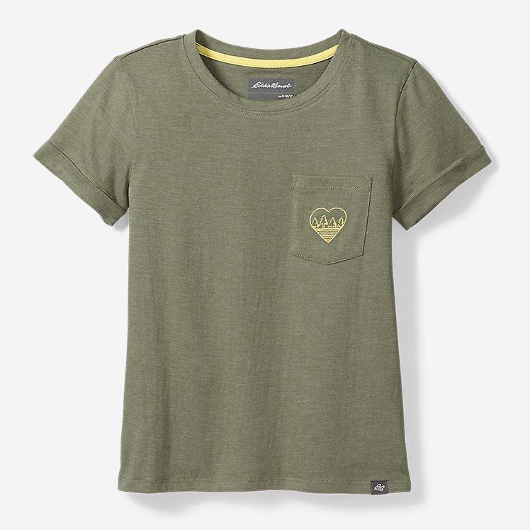 Girls' Terra Short-Sleeve Pocket T-Shirt large version