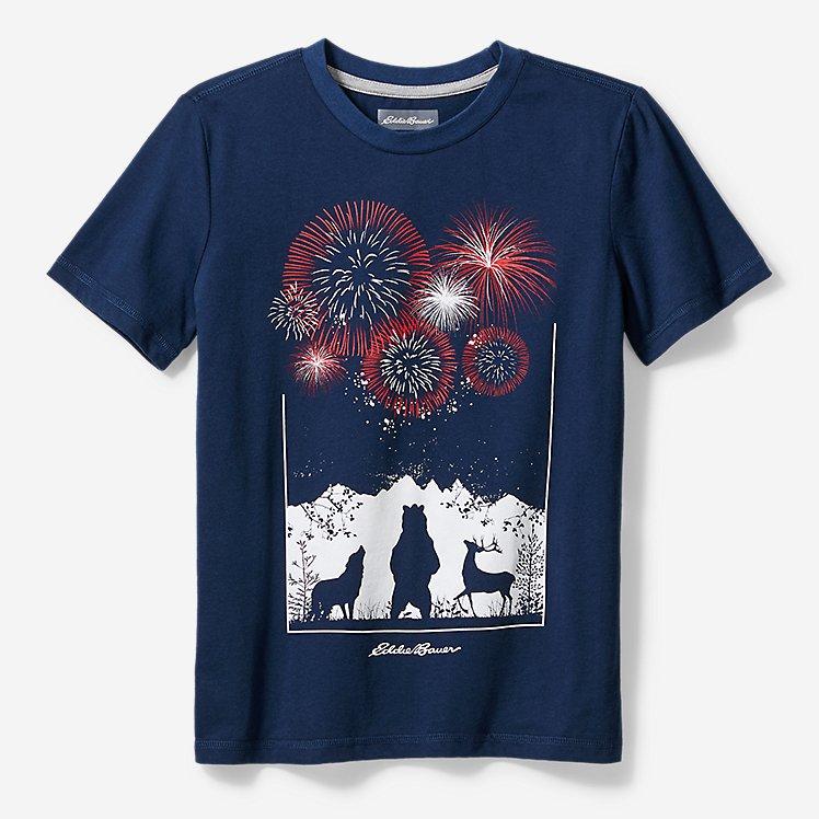 Boys' Americana T-Shirt large version
