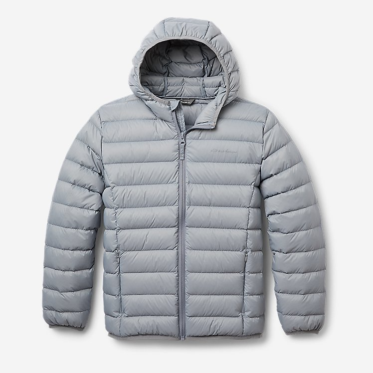 Kids' CirrusLite Down Hooded Jacket large version