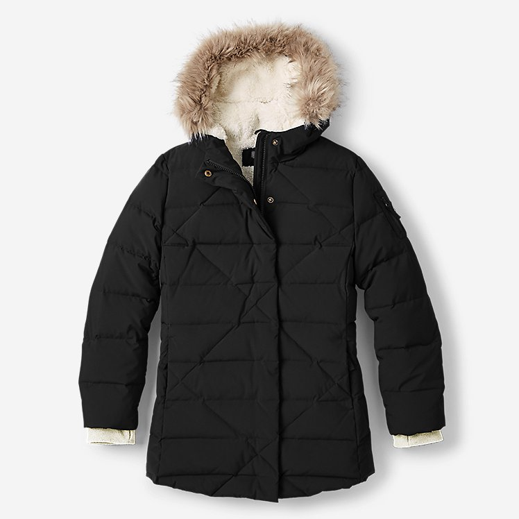 Girls' Sun Valley Frost Down Parka large version