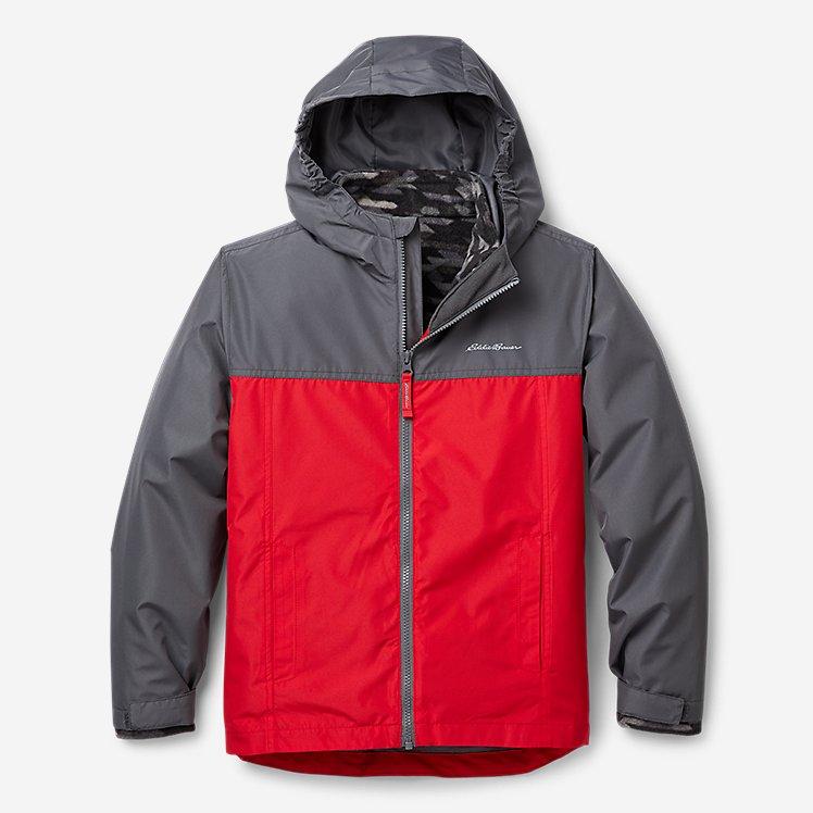 Boys' Lone Peak 3-in-1 Jacket large version