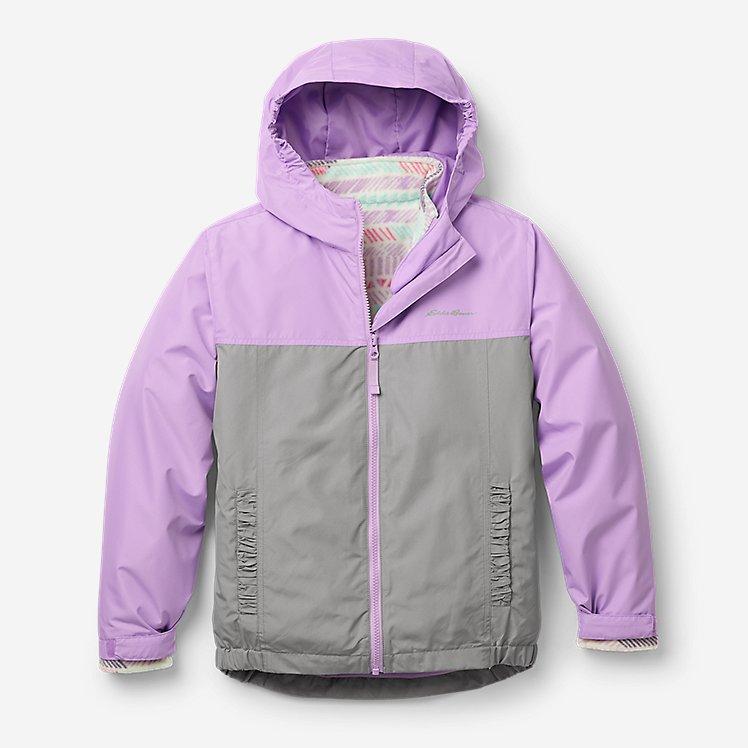 Girls' Lone Peak 3-in-1 Jacket large version