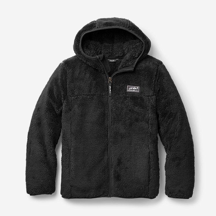 Kids' Quest Plush Fleece Hooded Jacket large version