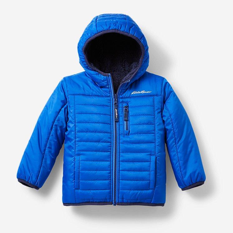 Toddler Boys' Deer Harbor Reversible Hooded Jacket large version