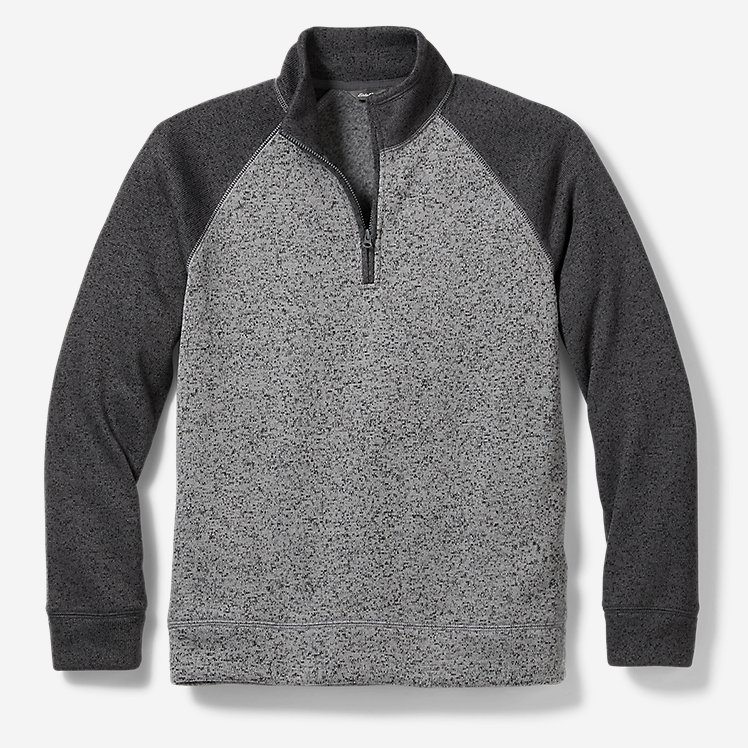 Boys' Radiator Fleece 1/4-Zip large version