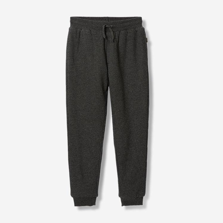 Boys' Camp Fleece Faux Shearling-Lined Jogger Pants large version