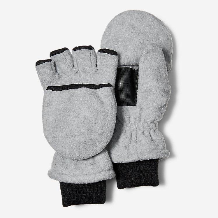 Kids' Quest Fleece Convertible Mittens large version